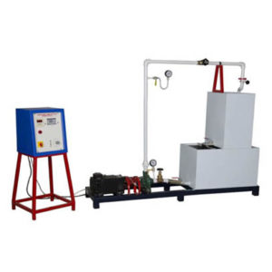 Centrifugal Pump Demonstration Unit