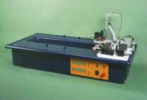 Computer Controlled Heat Exchanger Service Module For Teaching