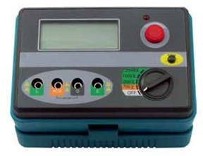 Diagnostic Insulation Resistance Tester
