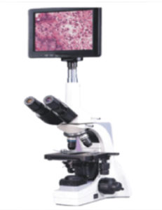 Digital Microscope with camera with LCD Screen
