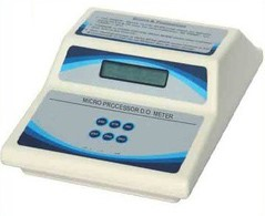 Digital oxygen analyzer