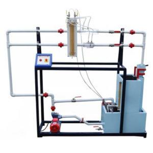 Flow of Fluid Study System