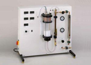 Fluidisation And Heat Transfer Unit