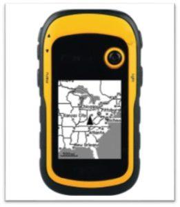 Hand Held Garmin GPS Units