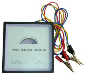 Phase Sequency Indicator
