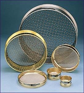 Set Of Graduation Sieves For Aggregates