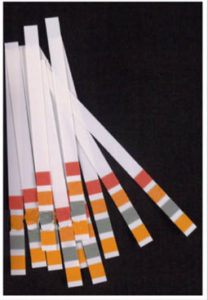 Sulphate Test Strips