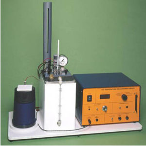 Temperature Measurement And Calibration With Educational