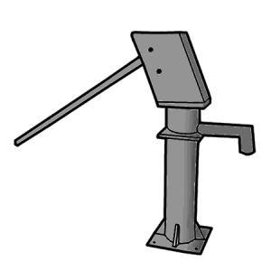 manual irrigation pump