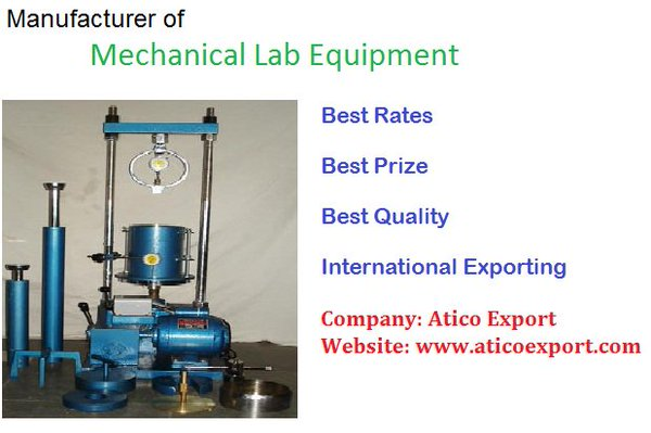 What are the Equipment used in Laboratory? - Atico Export